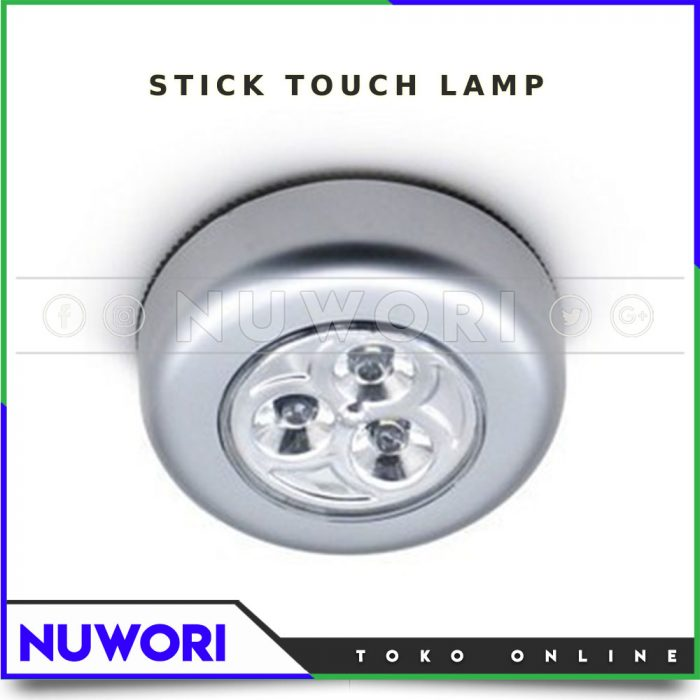 Stick Touch Lamp LED Lampu Sentuh